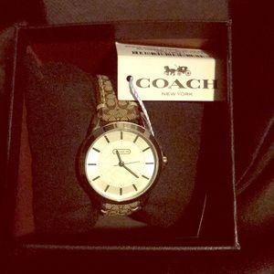 Woman's Coach watch